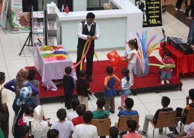 Sihirli Balon Show Gösterisi