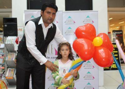 Sihirli Balon Show 2