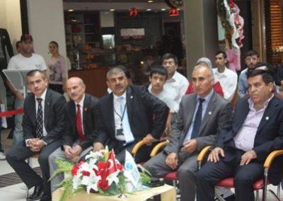 Türkiye Beyazay Derneği Açılış