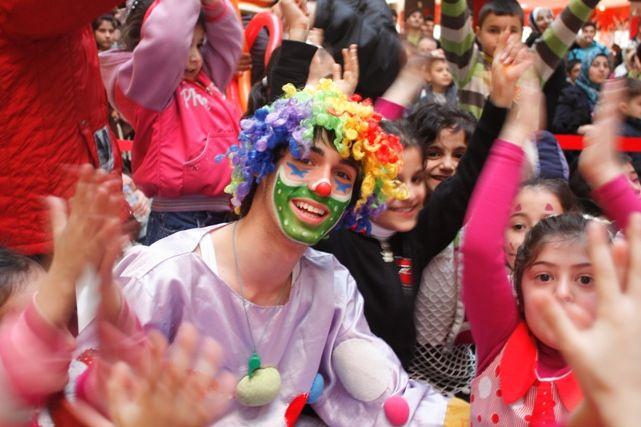 Çocuk Festivali Fotoğrafları