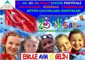 23 Nisan Çocuk Festivali